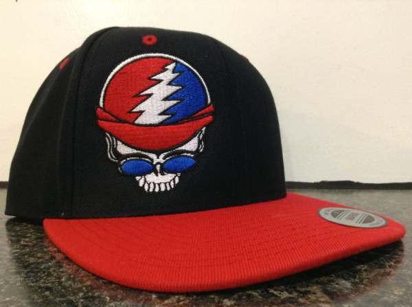 Grateful Dead Biker Hat