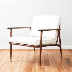 Mid Century Danish Chair Posture Staples Lounge