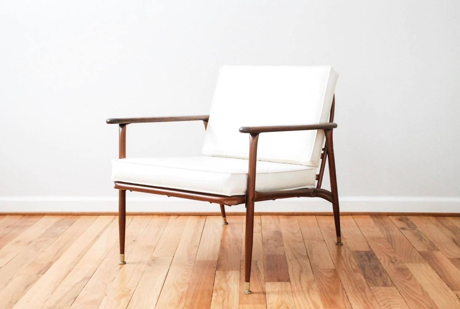 Mid Century Lounge Chair Mid Century Chair Danish Chair Mid Century Lounge Chair
