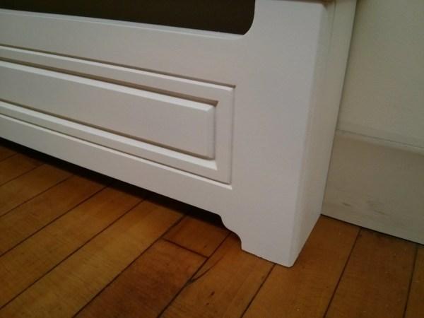 Custom Decorative Baseboard Heater Covers