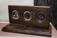 Military Coin Holder Challenge Coin Display Military Gifts