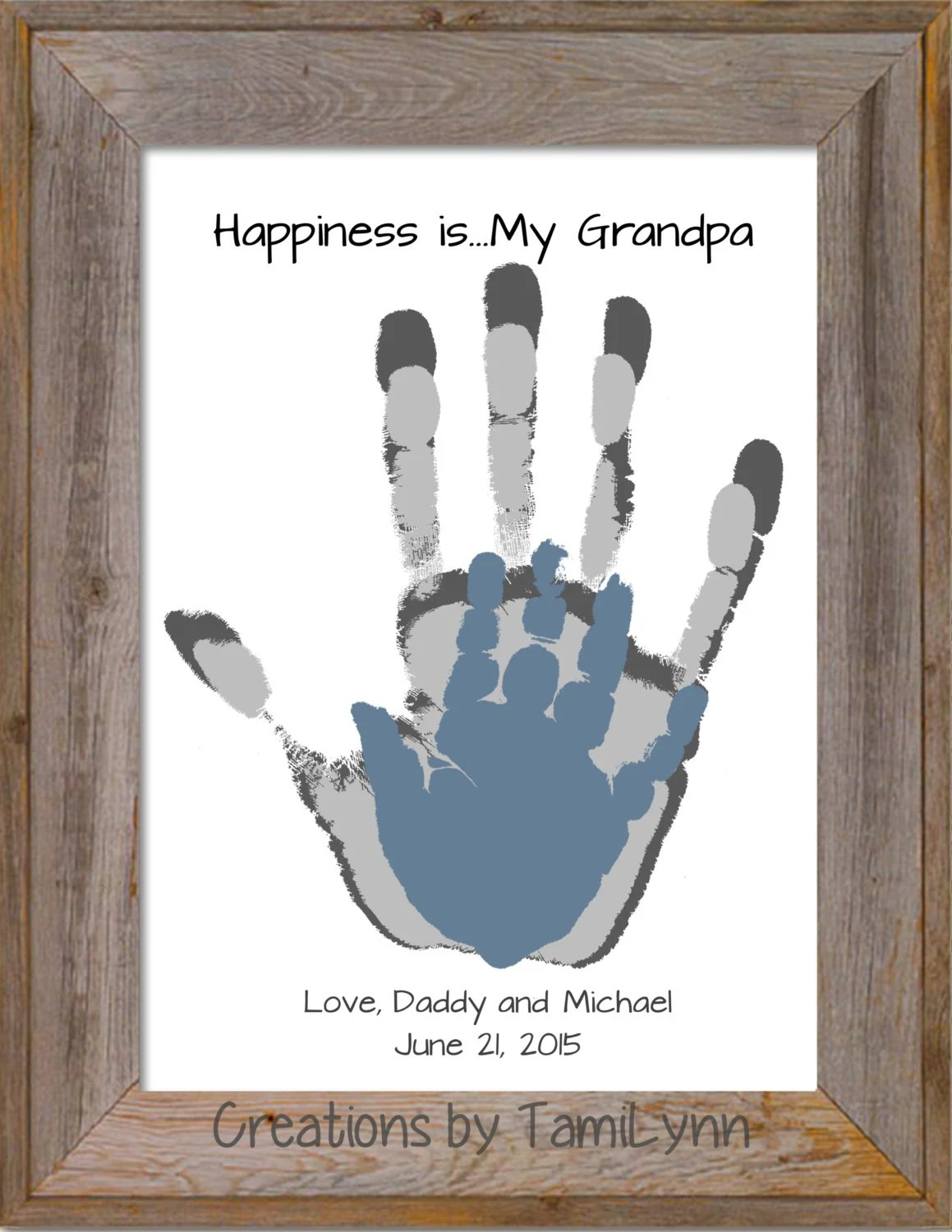 Parent Child Grandparent Father S Day Child By