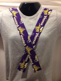 Cool Scarves Minnesota Vikings by CoolScarvesMT on Etsy
