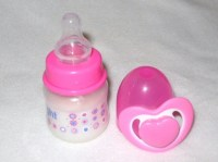 Pacifier Feeder. Feeding Pacifier Baby Fresh Food Fruits ...