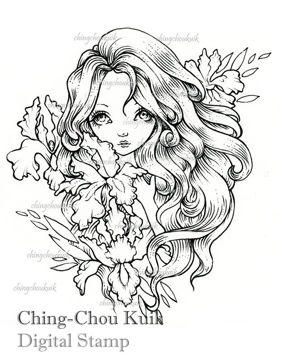 Ching-Chou Kuik Digital Stamps Inspiration and Challenge