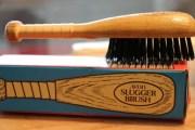 vintage avon slugger brush baseball