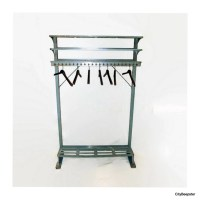 RESERVED for Cassie Vintage Industrial Coat Rack by ...