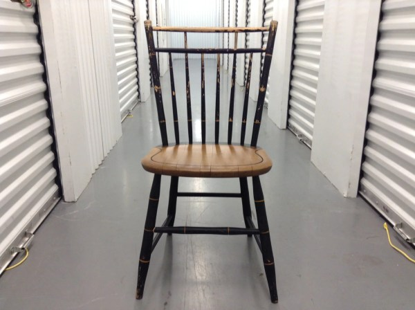 Antique Hitchcock . Chairs Authentic Shabby Chic