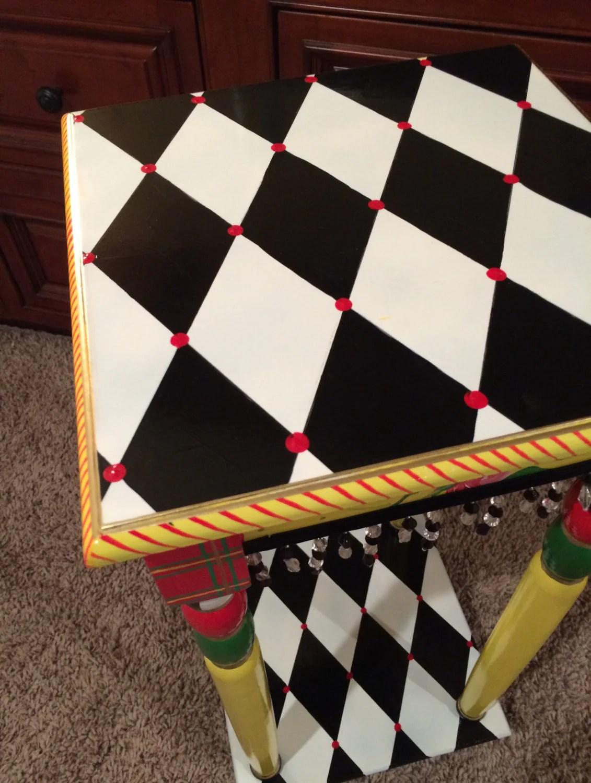 alice in wonderland chair desk child furniture home decor
