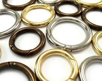 Gate rings