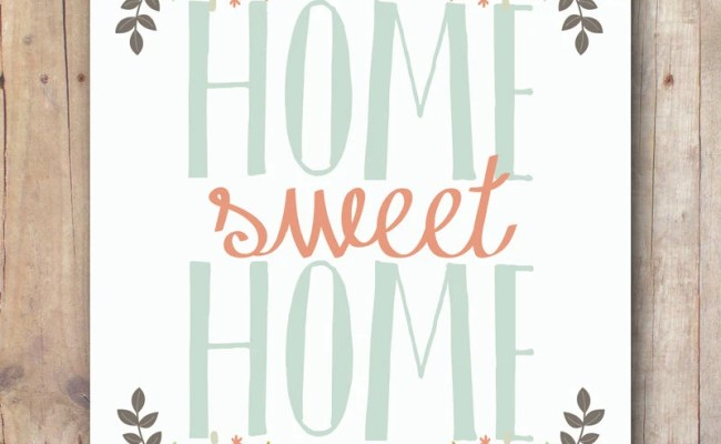 Printable Women Gifts For Mom New Home Housewarming Gift For