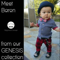 Hip trendy baby clothing, Unique style kids fashion, baby ...