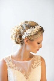 wedding headpiece bridal hair accessory