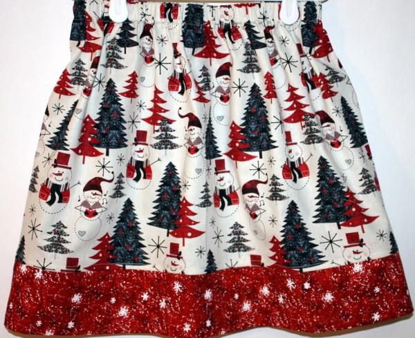 Christmas Tree Skirt Size 2 7 Bubblenbee