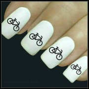 nail decal bike art 20 water