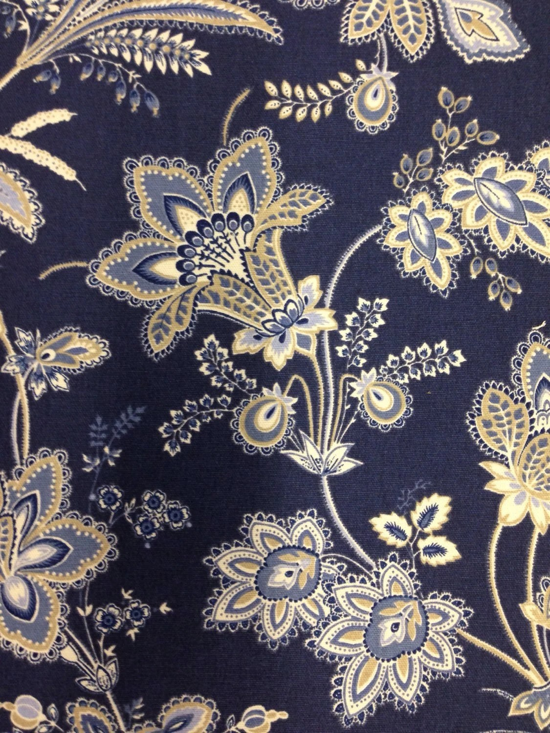 blue and white sofa fabric modern online canada beautiful navy wheat floral