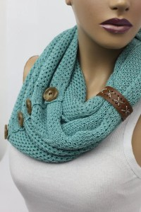 The gallery for --> Knit Winter Scarf