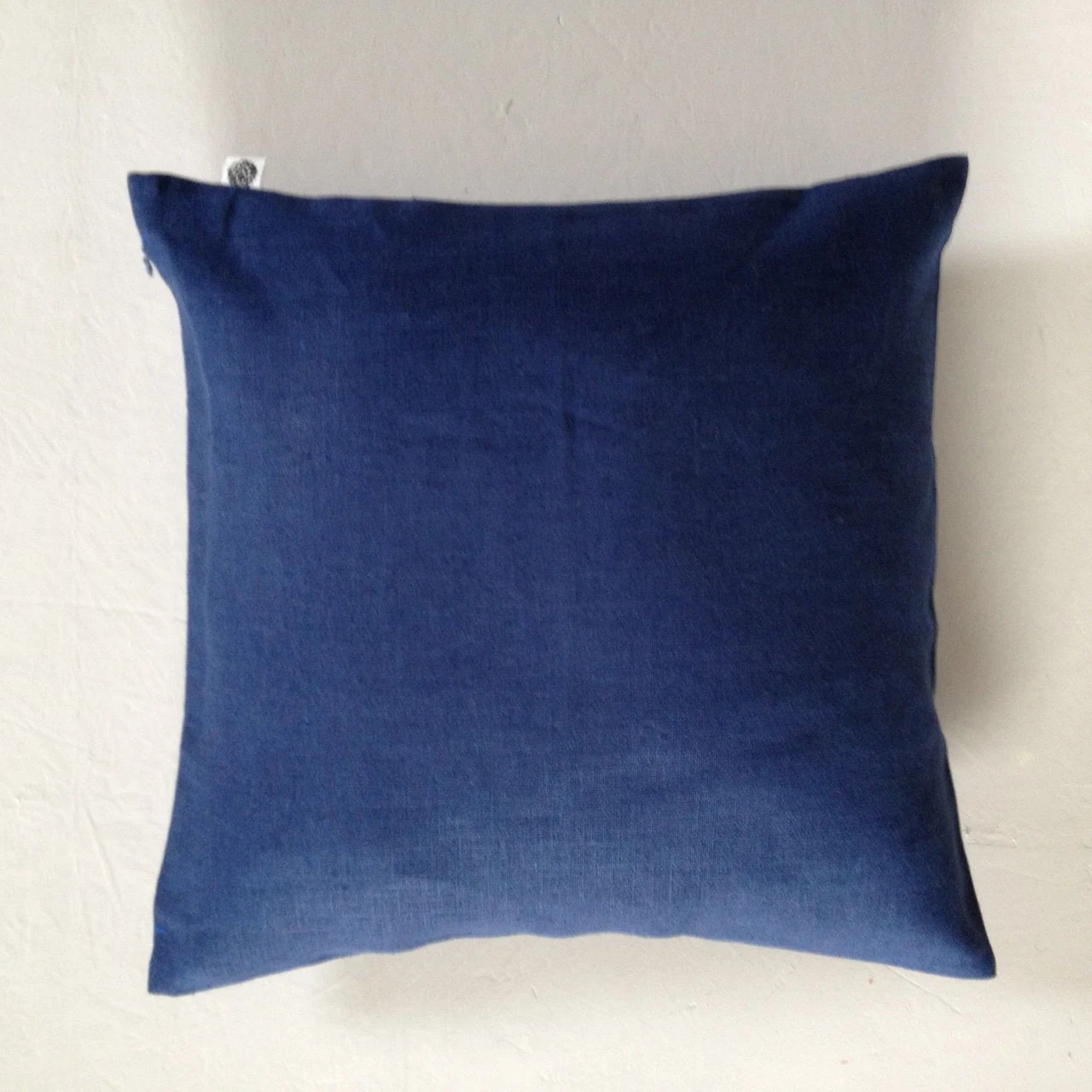 Royal blue pillow cover decorative pillow cover cushion