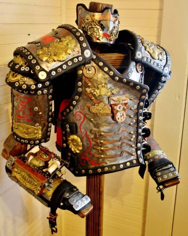 Steampunk Heavy Armor