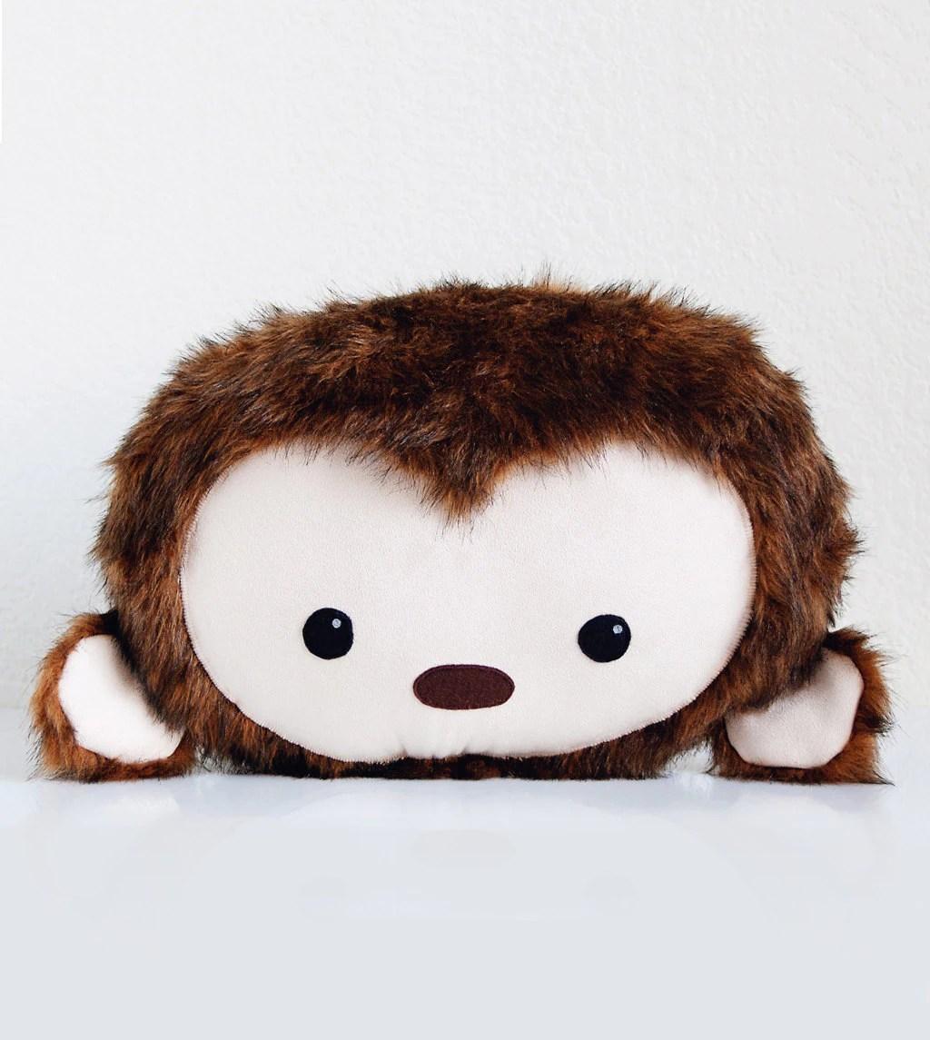 Ruru the Monkey Pillow for Carol