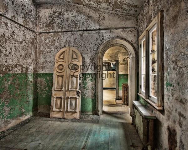 Chapel Eastern State Penitentiary In Philadelphia Pa 8x10