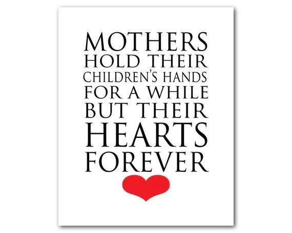 Mothers Day or Valentines Gift Mother by SusanNewberryDesigns