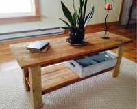 Items similar to The JAVA Coffee Table ~Rough Saw Cut ...