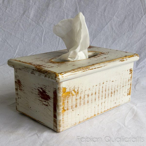 Rectangular Tissue Box Cover