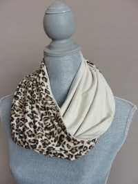 Infinity Scarf with Hidden Pocket Reversible by ...
