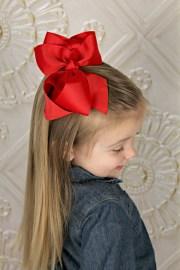 u choose big 6 hair bow baby girl
