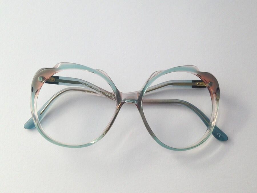 Vintage Frame Prescription Glasses : Vintage Frame Eyeglasses 80s Eyeglasses Vintage ...