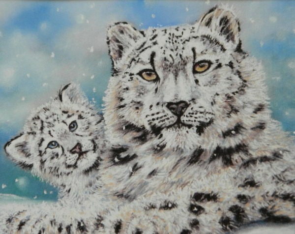Snow Leopard Home