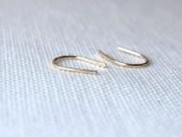 Horseshoe Earring Horse Shoe Jewelry Cartilage Earring U
