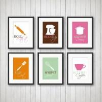 Kitchen Decor Kitchen Wall Art Kitchen Print Kitchen Art