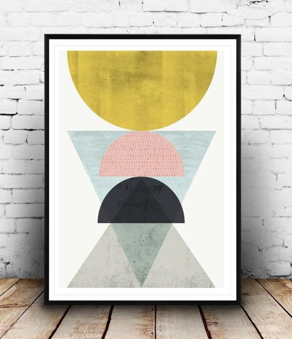 Minimalist Geometric Art Prints