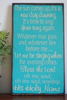 Oh My Soul Matt Redman Bless The Lord - Year of Clean Water