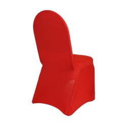 Red Spandex Chair Sashes Kitchen Island Chairs And Stools Banquet Cover Stretch Covers