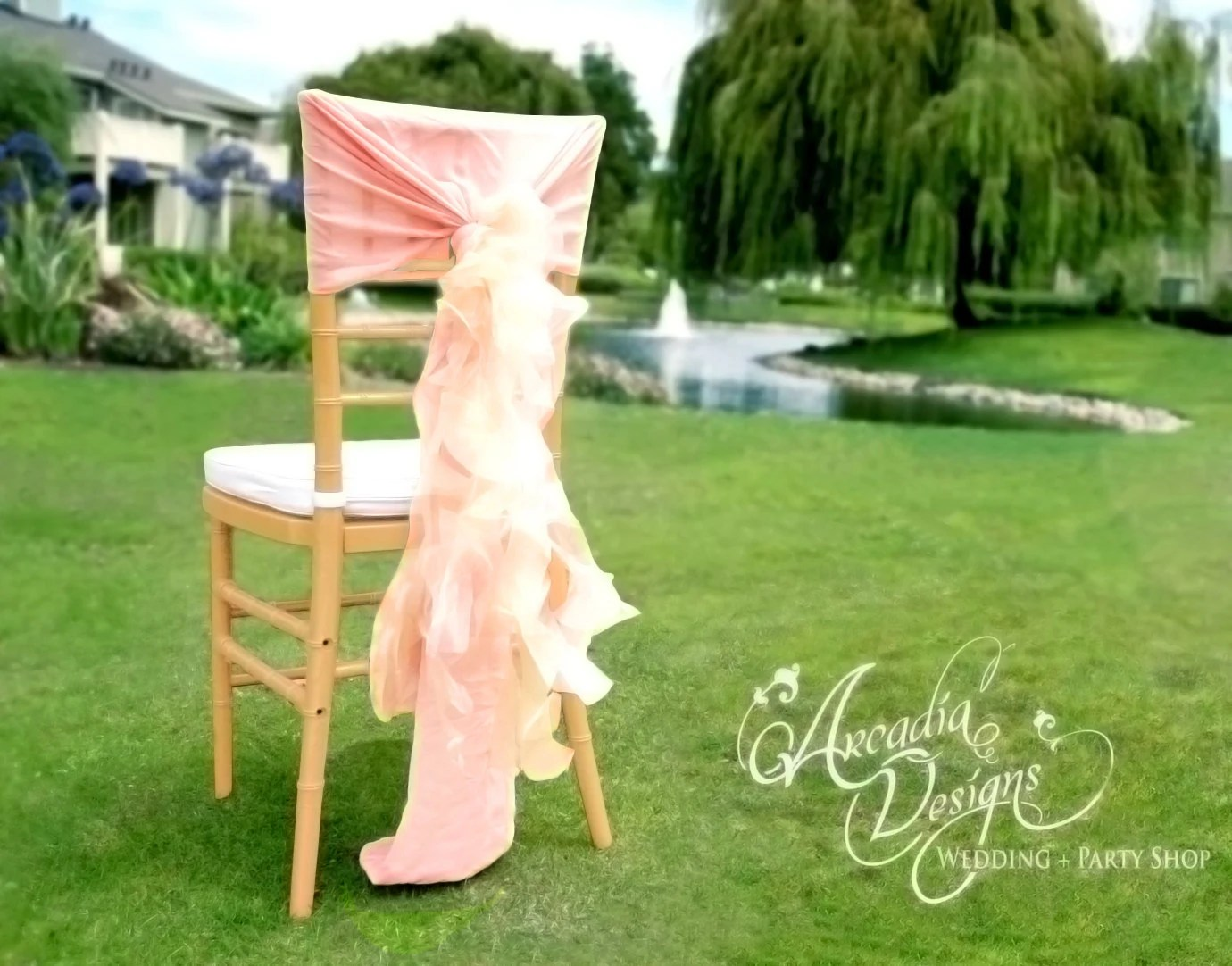 bride and groom chair covers chicco polly se high bridal ruffled made to order