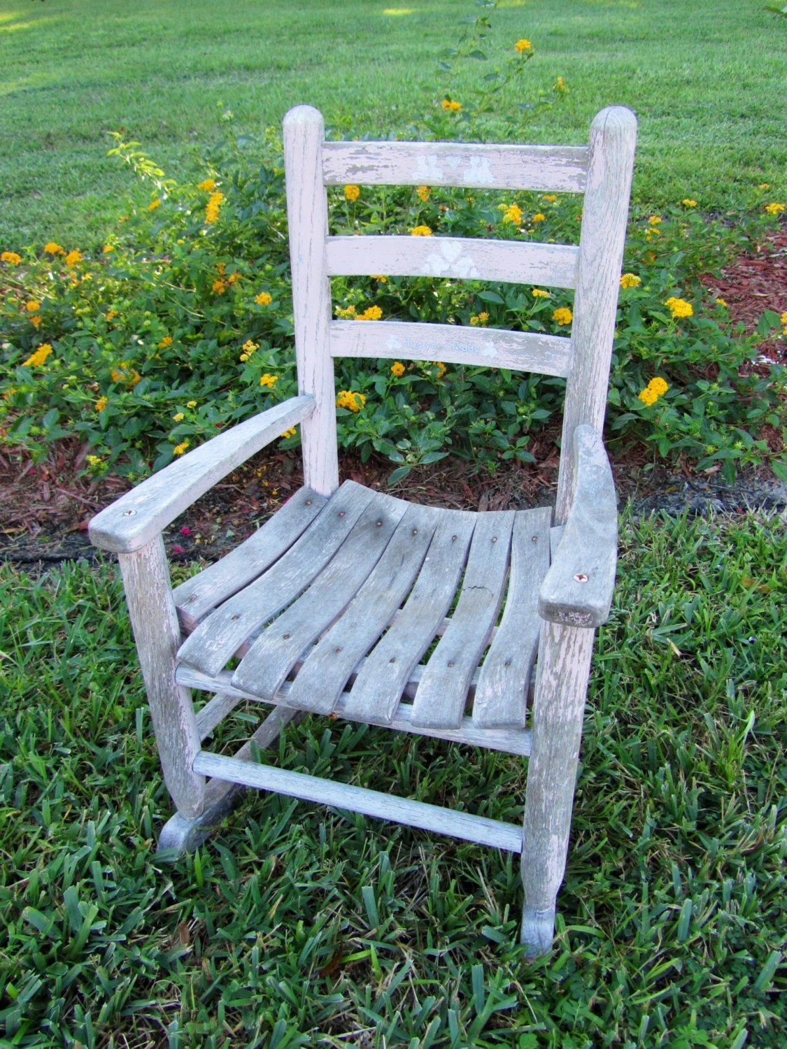 kids wooden rocking chair and stool store antique children 39s photo prop