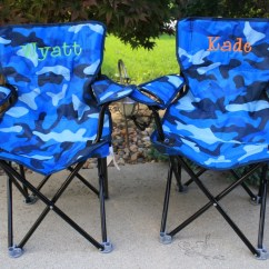 Personalized Little Kid Chair Medical Bath Toddler Boy Folding Camping