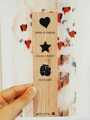 Lillytales anna lola isla bookmark