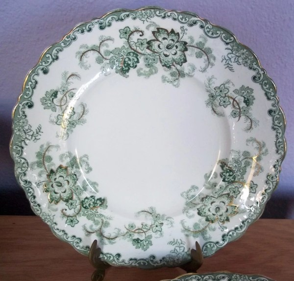 Vintage J G Meakin China Patterns - Year of Clean Water