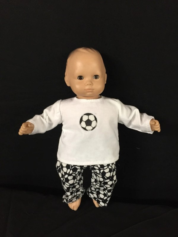 Doll Clothes Bitty Baby Boy Twin