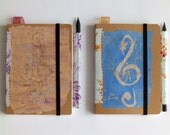 Notebook set for a music lover