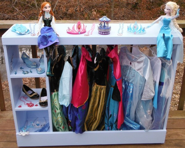 Kids Dress Stationdress Storagedress Closetdress