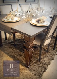 Distressed Farmhouse Style Dining / Kitchen Table