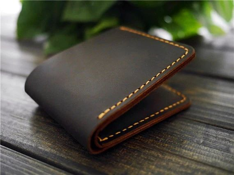mens monogrammed wallets