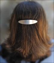 vintage hair clip design