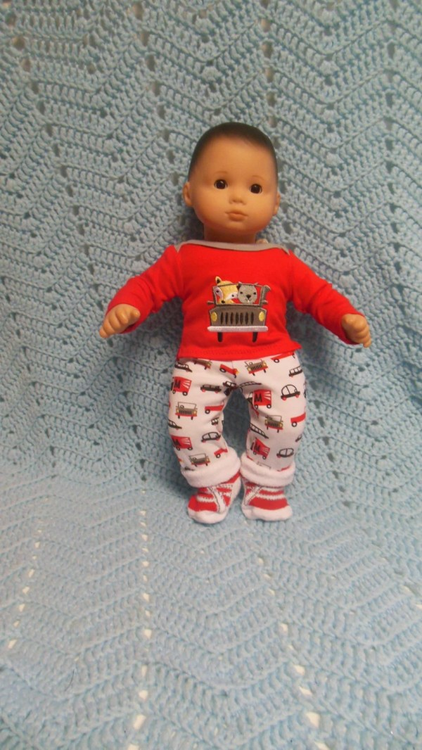 American Girl Bitty Baby Clothes Twins Boy