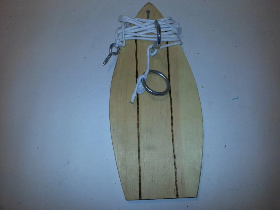 Tiki Hook Game